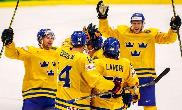 Tre Kronor kiinnostaa Ruotsissa - etenkin, kun vastassa on Suomi.