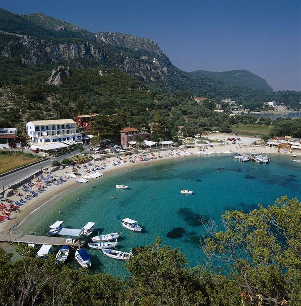Syksyllä monissa Etelä-Euroopan rantakohteissa on vielä lämmintä.