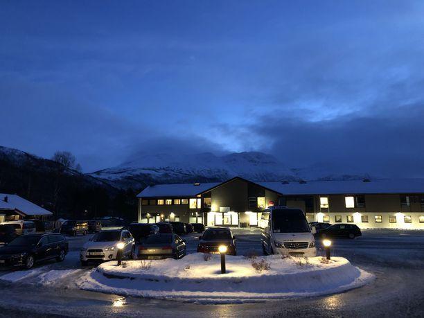 Hiihtäjäryhmä katosi tammikuun 2. päivä Tamokdalenissa Norjassa.