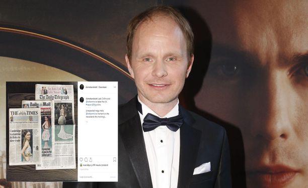 Dome Karukoski on toinen suomalainen Hollywood-elokuvaohjaaja. Häntä aiemmin Hollywood-uran on onnistunut tekemään Renny Harlin. Myös Antti J. Jokinen on ohjannut yhden kauhuelokuvan Hollywoodissa.
