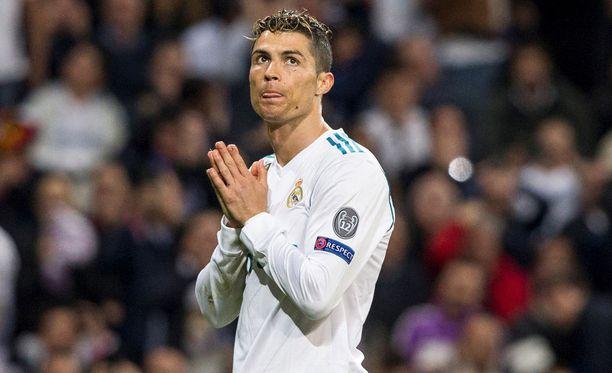 Siinäkö se nyt oli? Useiden lehtien mukaan Cristiano Ronaldon ottelut Real Madridissa on nyt pelattu.