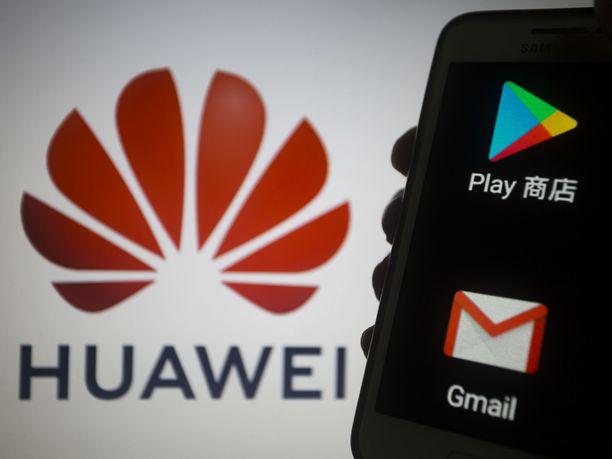Yhdysvaltalainen Google on päättänyt yhteistyön kiinalaisen Huawein kanssa.