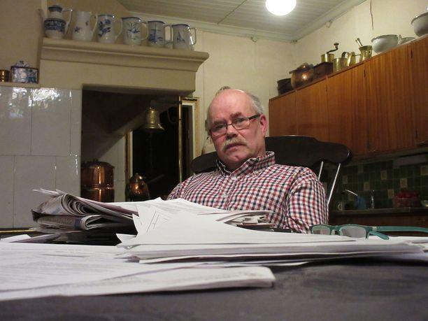 Juha Valtosen mielestä Kupittaalla olisi pitänyt arvioida myös mahdollisuutta pojan tahdonvastaiseen hoitoon.