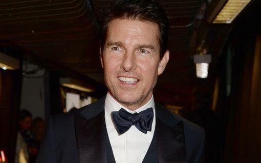 Tom Cruise evakuoitiin - koronavirus pisti Mission Impossible -elokuvan kuvaukset jäihin Italiassa
