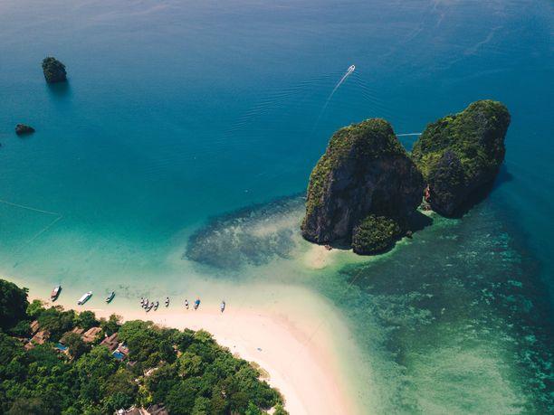 Loppukevät on Thaimaassa lämpimintä aikaa.