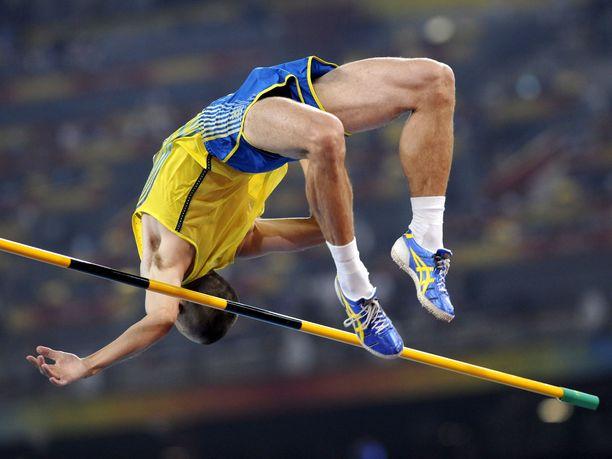 Stefan Holm voitti olympiakultaa miesten korkeudessa, onko oma poika matkalla samaan?