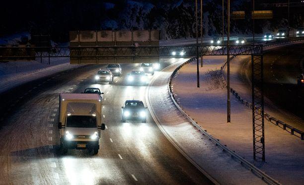 Joulun liikenteeseen ennustetaan vaihtelevaa säätä.
