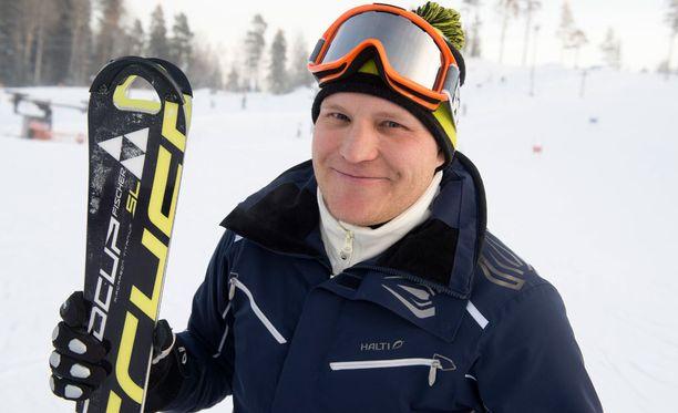 Kalle Palander kritisoi Suomen alppihiihdon tasoa.
