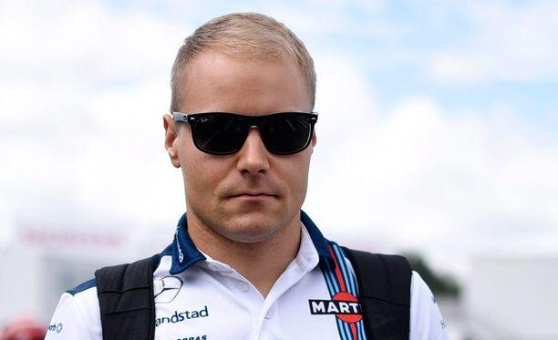 Valtteri Bottas starttaa huomiseen kisaan kolmosruudusta.