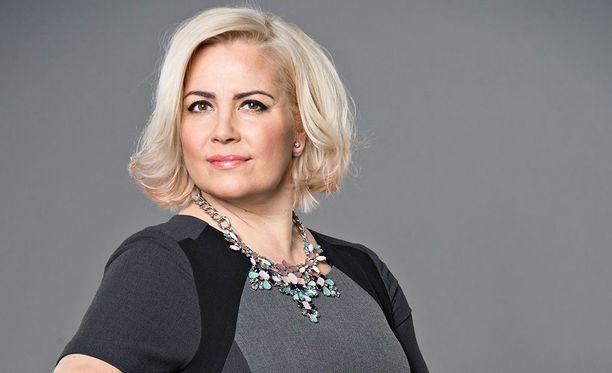 Kaisa Liski kuvassa vuonna 2014.