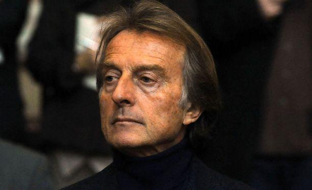 Luca di Montezemolo on vakuuttunut Kimi Räikkösestä.