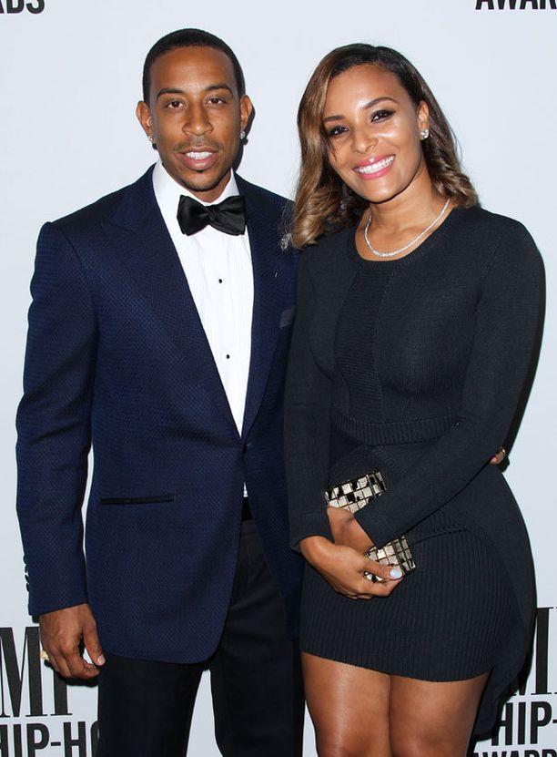 Ludacris ja Eudoxie kihlautuivat tapanina.