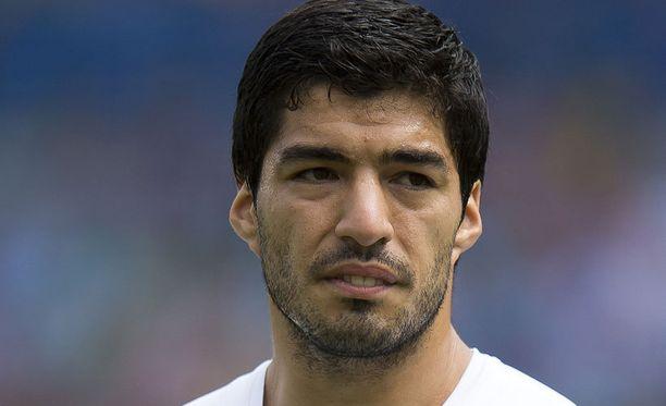Luis Suárezin pelikielto puhuttaa.