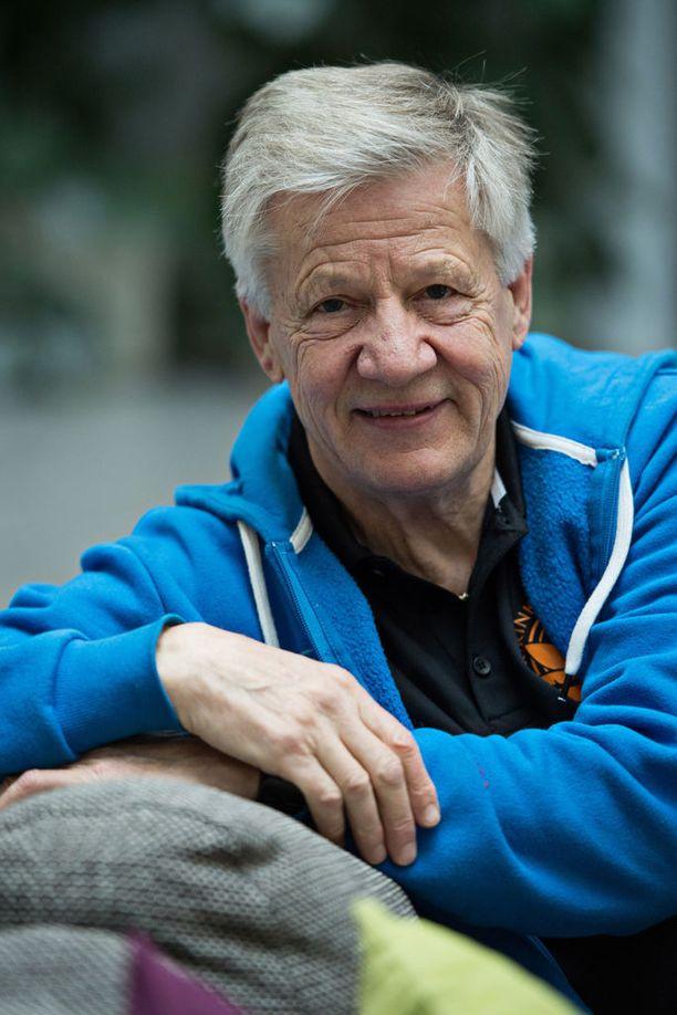 Se ei liikunnassa ratkaise, mitä olet tehnyt joskus, tai mitä aiot tehdä tulevaisuudessa, vaan pelin ratkaisee se, mitä teet tänään, sanoo Pentti Mikkonen.