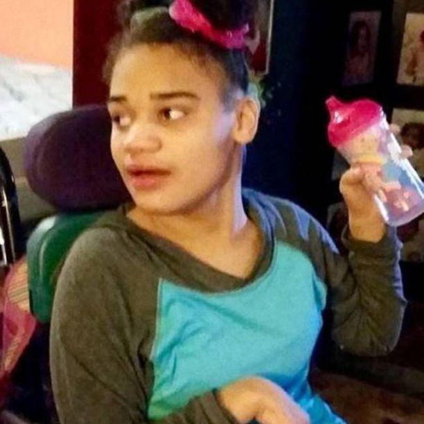 Aleah Beckerle kärsi CP-vammasta ja hän ei pystynyt kävelemään.