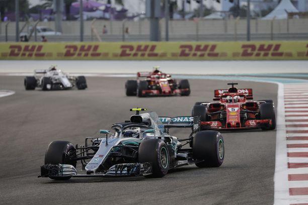 Jatkossa Ferrarien pitäisi pystyä seuraamaan Valtteri Bottaksen ajoa paljon lähempää.