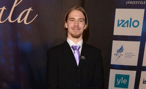 22-vuotias Roope Tonteri on yksi Suomen menestyneimmistä lumilautailijoista.