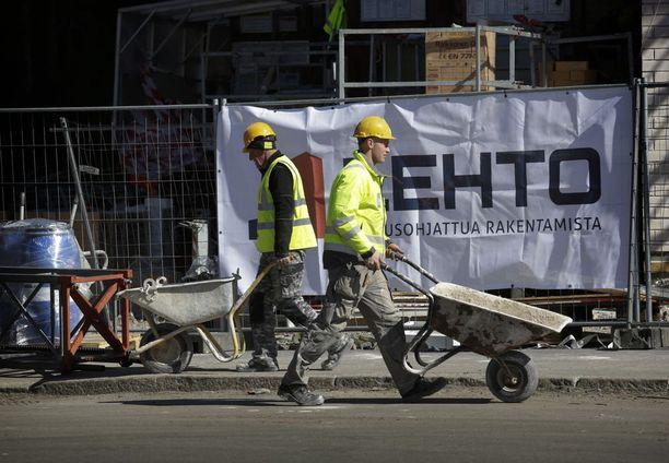 Rakentaminen on vanhoillislestadiolaisten keskeisin ja tärkein yrittämisen alue. Lehto Group on listattu Helsingin pörssiin.