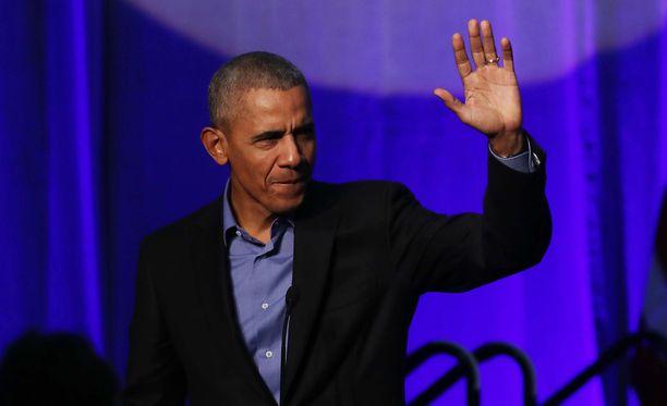 Barack Obama on ahkera lukija ja musiikinkuuntelija.
