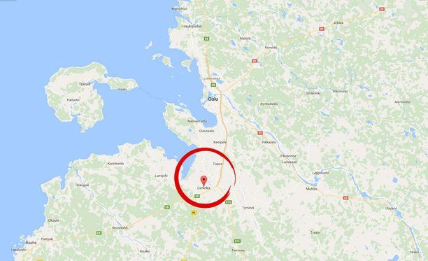 Jaakko Kujala katosi sunnuntaina Limingassa Pohjois-Pohjanmaalla.