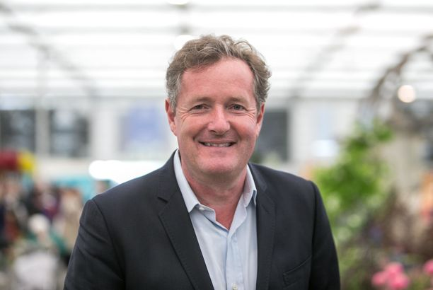 Piers Morganille tehty koronavirustesti oli negatiivinen.