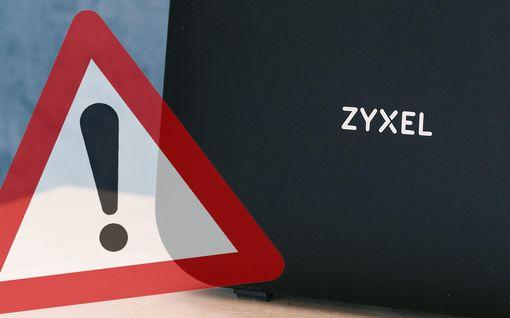 Zyxelin tuotteissa kriittinen haavoittuvuus – päivitys tehtävä heti