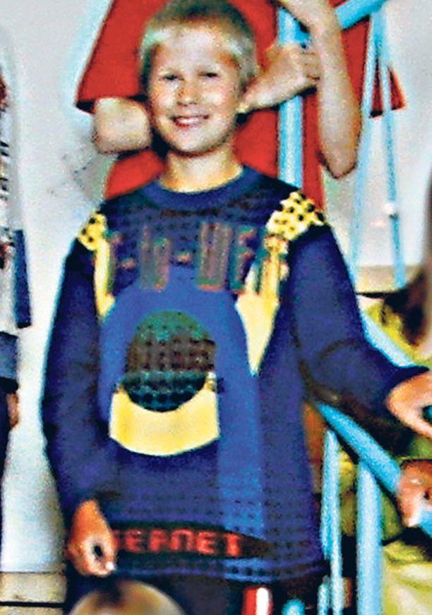 TAVALLINEN Luokkakaverin mukaan Saari menestyi koulussa hyvin.