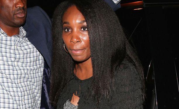 Tennistähti on ottanut tapauksen hyvin raskaasti. Williams kuvattuna Los Angelesissa v. 2016.