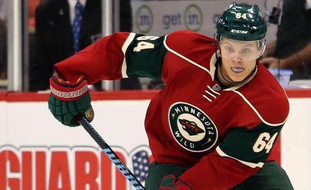 Mikael Granlund nakutti Winnipegiä vastaan tehot 1+1.
