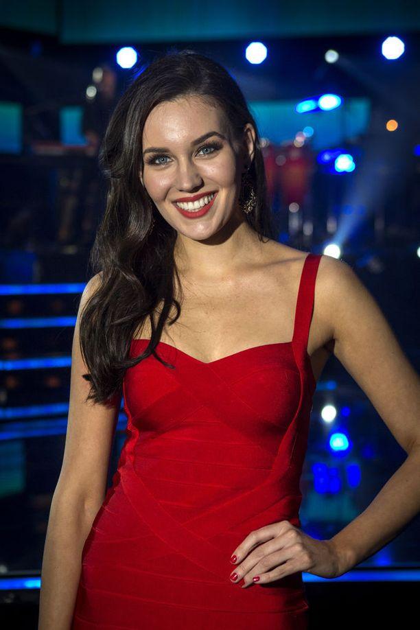 Michaela Söderholm on tuore Miss Suomi.