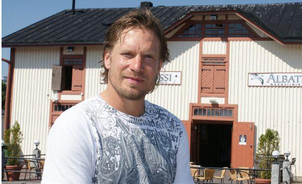 Kimmo Timonen tuo himoitun kannun kesällä Kuopioon.
