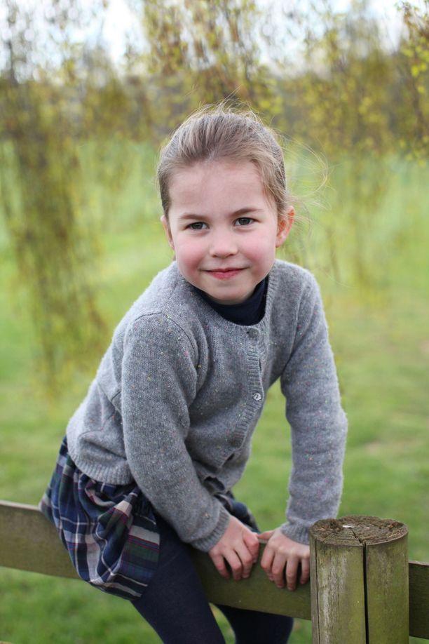 Prinsessa Charlotte aloittaa syyskuussa isojen lasten koulussa.