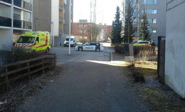 Poliisi ei ole kommentoinut Riihimäen operaation syytä vielä tarkemmin.