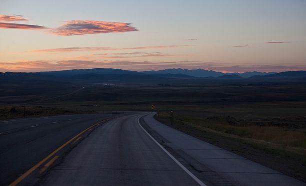 Murha tapahtui Coloradon Kalliovuorilla Rocky Mountainin kansallispuistossa.