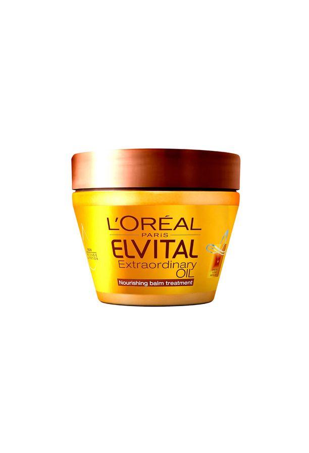 L'Oreal Paris Elvital Extraordinary Oil -tehokas naamio tuo eloa hiuksiin, ovh. 5,70 e