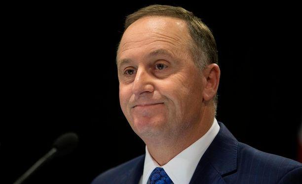 Uuden-Seelannin pääministeri John Key ilmoitti yllättäen eroavansa tehtävistään. Hän vetosi perhesyihin.