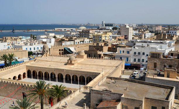 Tunisiassa onnistuttiin estämään suuri terrori-isku.
