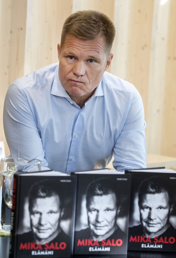 Mika Salo's long and handsome career brought him success and stuff in the corners.