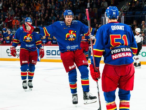Jokerit on tehnyt tämän kauden KHL:ssä enemmän maaleja kuin yksikään toinen joukkue, mutta keskiviikon Avtomobilist-ottelu ei mahdollisesti tarjoa maalijuhlia.