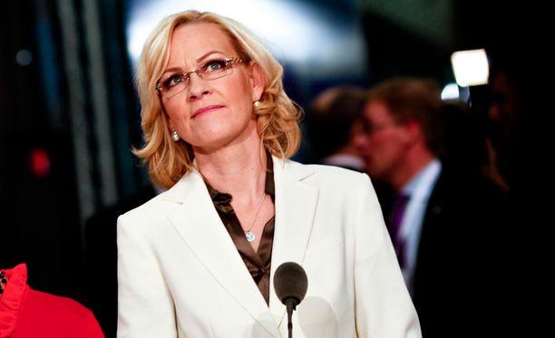 Eva Biaudet on entinen presidenttiehdokas, ministeri ja pitkäaikainen kansanedustaja.