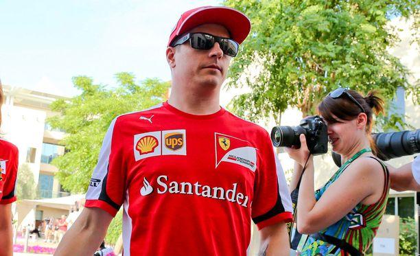 Kimi Räikkönen on tottunut huhuihin.