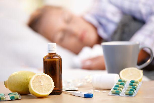 Nuhakuumetta on nyt liikkeellä. Lisääntyneet kontaktit näkyvät virusten aktivoitumisessa.