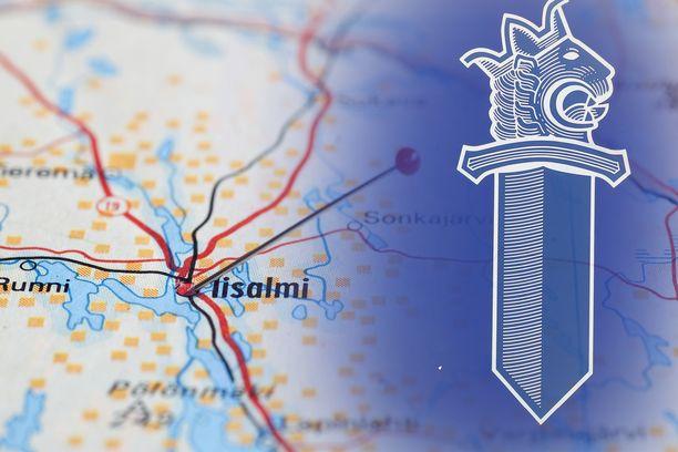 Poliisi tutkii törkeää ryöstöä Iisalmessa.