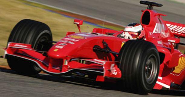 Ferrarin testit olisivat voineet sujua paremminkin.