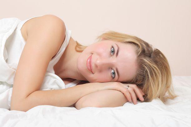 Uni tulee paremmin oman kullan tuoksun avulla.
