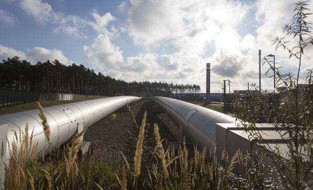 Nord Stream on maakaasuputki, joka kulkee Venäjän Viipurista Saksaan Greifswaldiin.  Nord Stream 2 on kaasuputken laajennus, jonka tarkoituksena on lisätä kaasun kuljetuksen kapasiteettia.