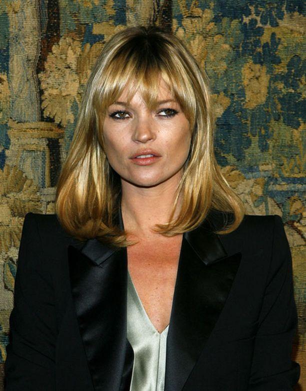 Kate Moss täytti viime viikolla 34.