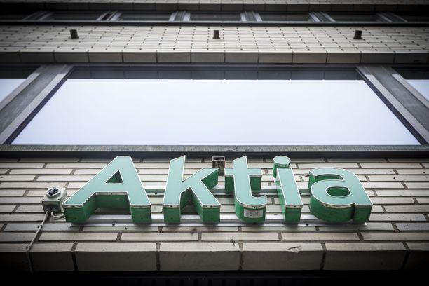 Aktialla on toimipisteitä pääkaupunkiseudun lisäksi Turun, Tampereen, Vaasan ja Oulun seuduilla.