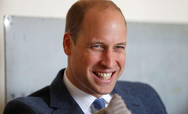 Prinssi William saapuu Suomeen marraskuun lopussa.