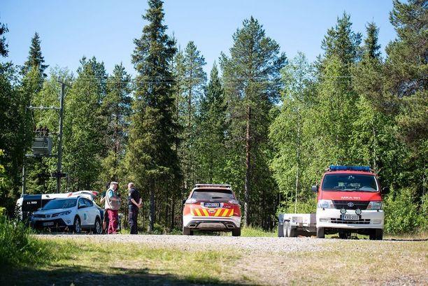 Hätäkeskus sai tiistaina hieman kello kymmenen jälkeen ilmoituksen keskisuuresta ilmaliikenneonnettomuudesta.